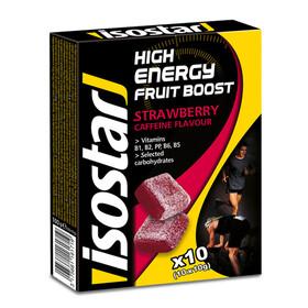 Isostar Fruit Boost Energy Gelee Strawberry 100 g